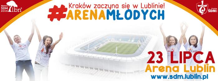 Arena FB Event